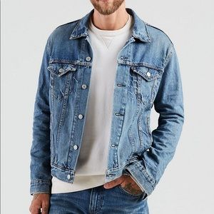 Levi's Trucker Denim Jacket (Men's)